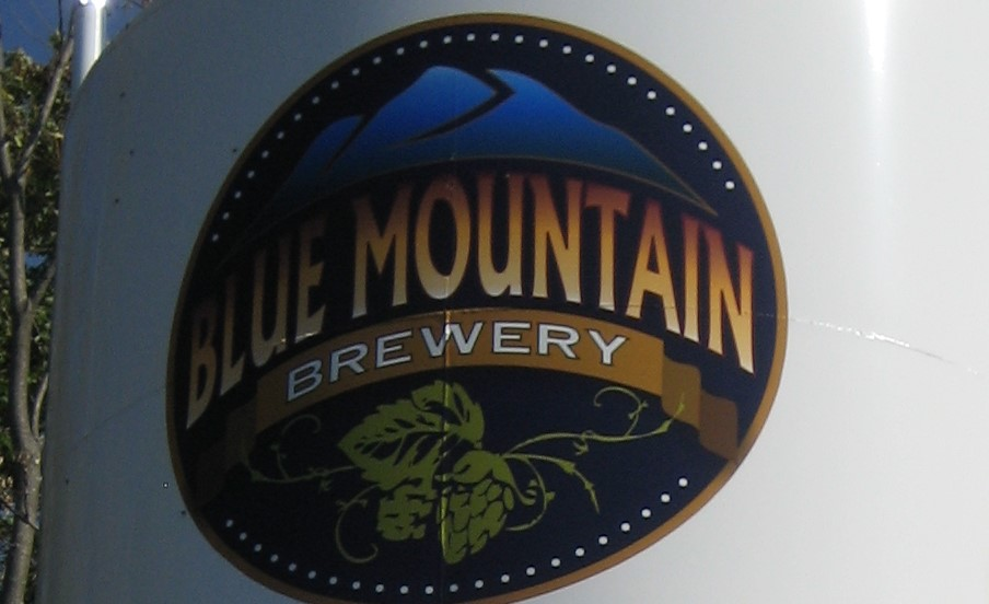 Blue Mountain Brewery in Charlottesville, VA
