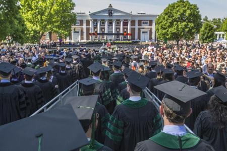 UVA Graduation - Accommodations Provided by Guesthouses