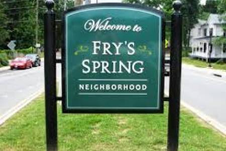 Fry's Spring neighborhood in Charlottesville, VA