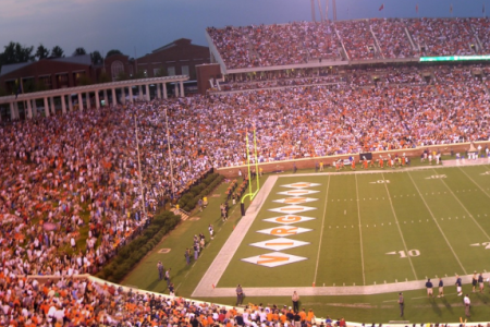 uva stadium football field