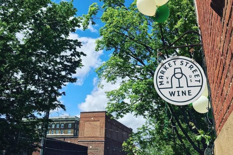 Market Street Wine Charlottesville