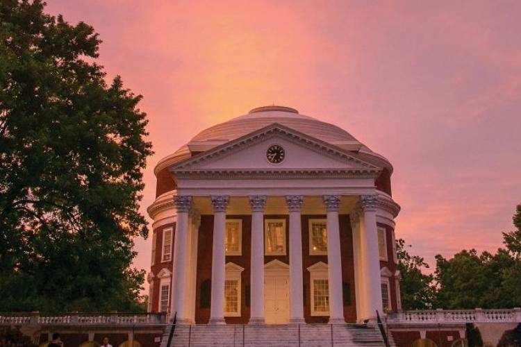 Visit with your University of Virginia Student for UVA parents weekend in October from a VA Guesthouses property in Charlottesville, Virginia