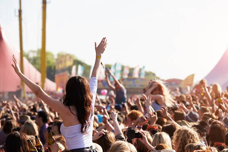 Lock'N Festival near Charlottesville, Virginia and in the Blue Ridge Mountains, Enjoy it from a VA Guesthouses property