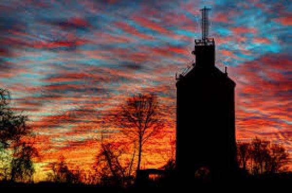Charlottesville, VA Sunset
